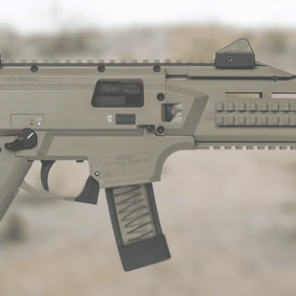CZ Scorpion EVO 3 S1 Pistol An Ideal Choice For Home Defense The Truth About Guns