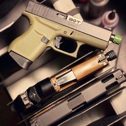 Threaded Barrel Glock43 43x
